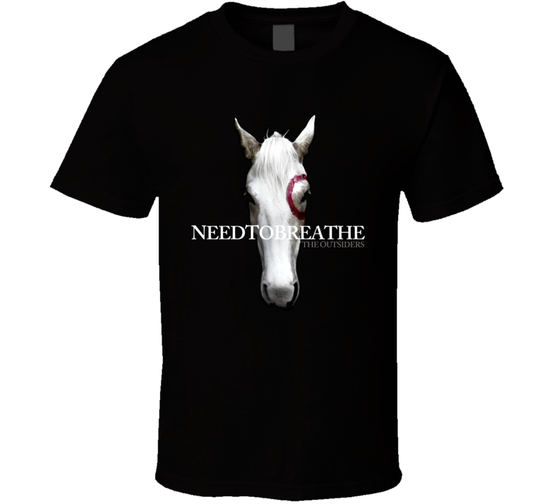 Needtobreathe Music Band The Outsiders T Shirt