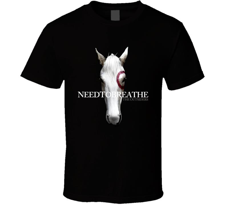 Needtobreathe Music Band The Outsiders T Shirt