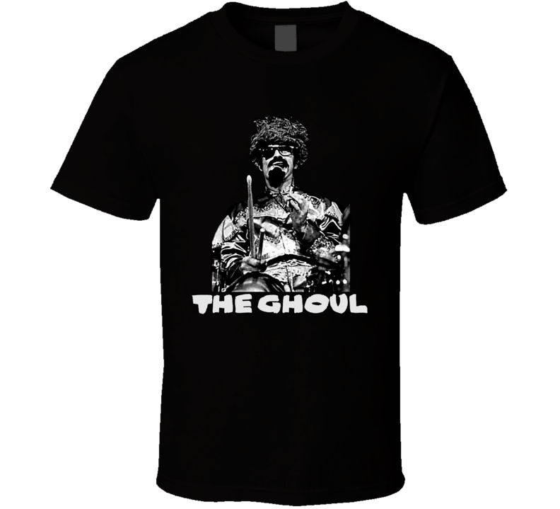The Ghoul Show Tv Horror Retro Zombie T Shirt