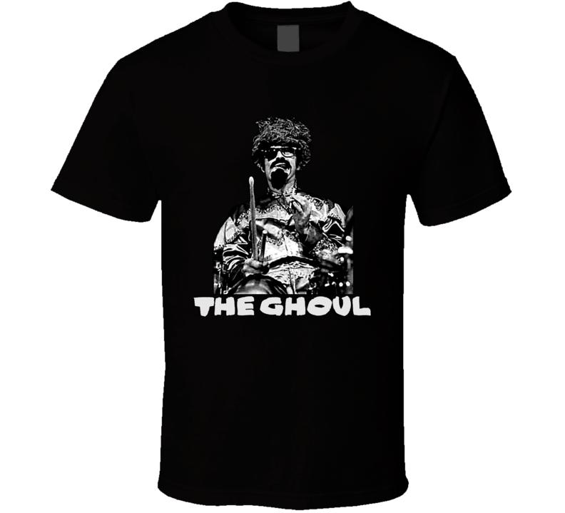 The Ghoul Show Tv Horror Retro Zombie T Shirt