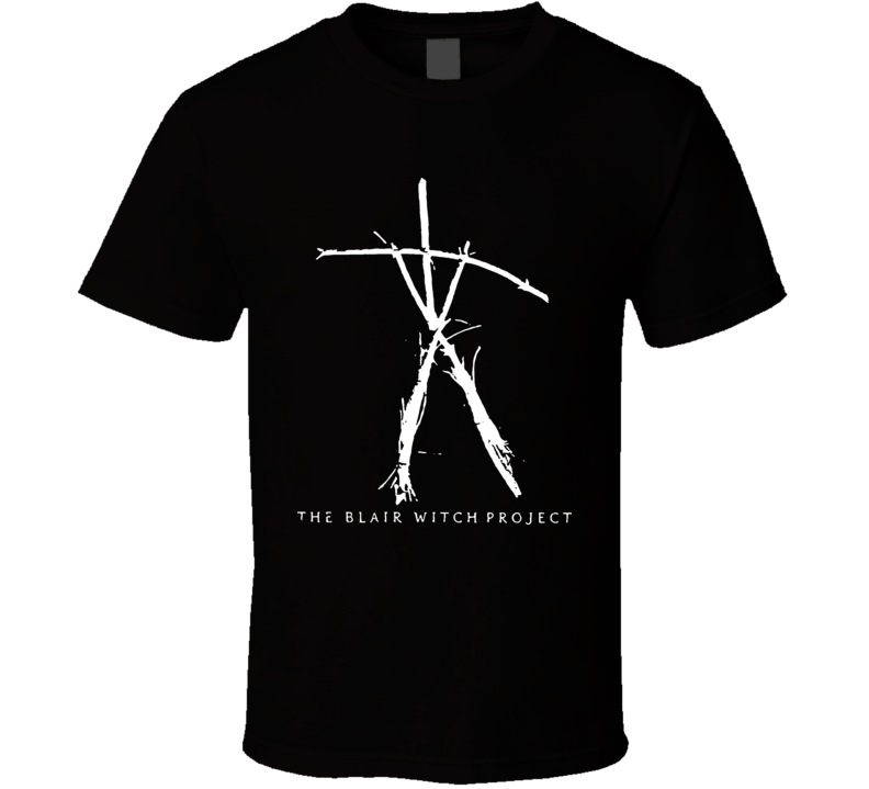 The Blair Witch Project Movie Horror Scary T Shirt