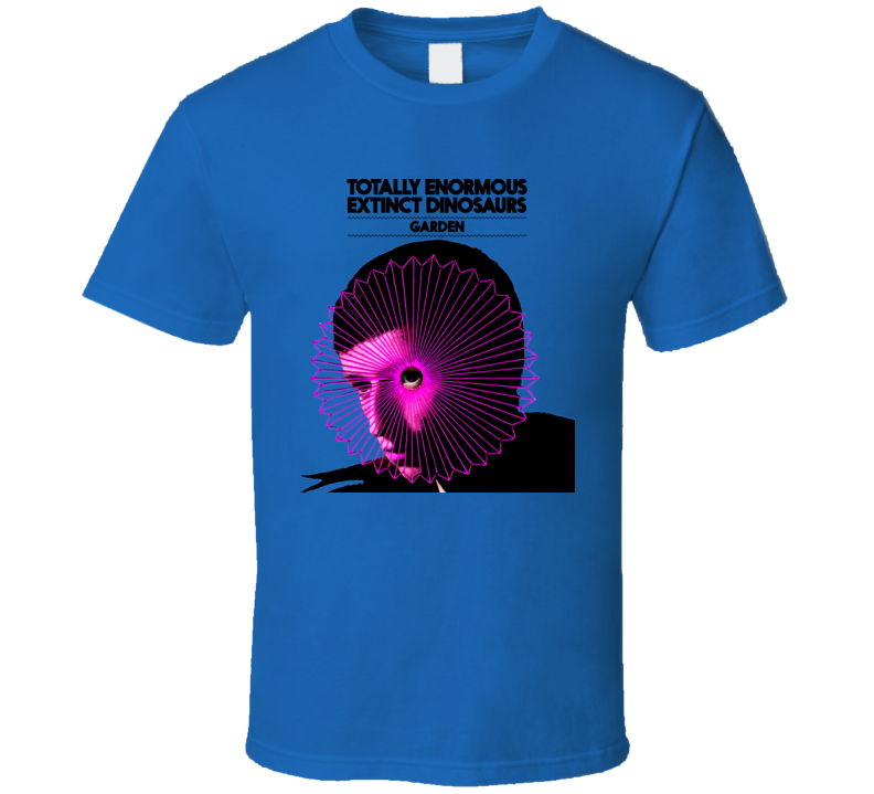 Totally Enormous Extinct Dinosaurs Music T Shirt