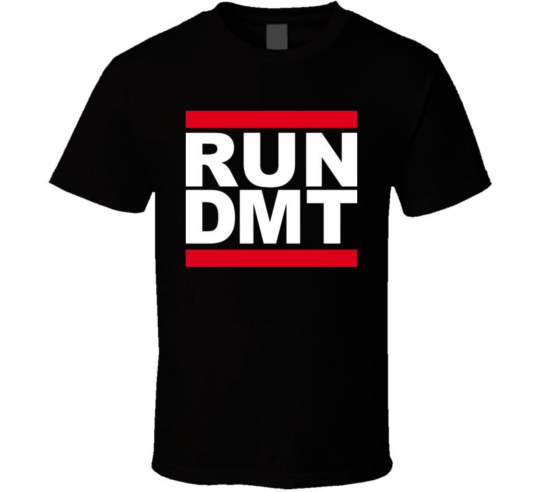 Run Dmt Music House Dance Beats T Shirt