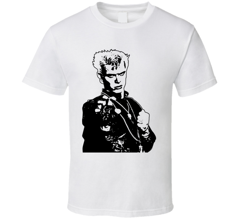 Billy Idol Retro 80S Cool Rebel Yell T Shirt