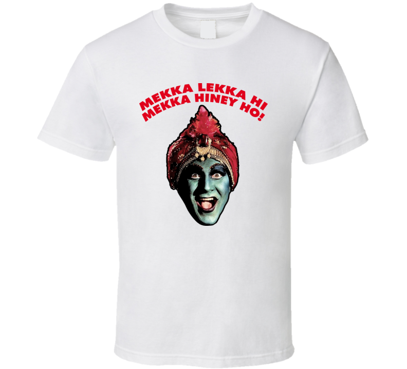 Pee Wee Herman Jambi Funny Show Movie Retro T Shirt