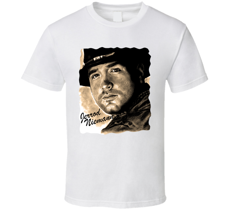 Jerrod Niemann Lover Country Music T Shirt