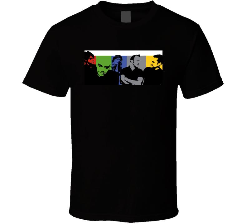 Newsboys Australia Christian Rock Cool Music T Shirt