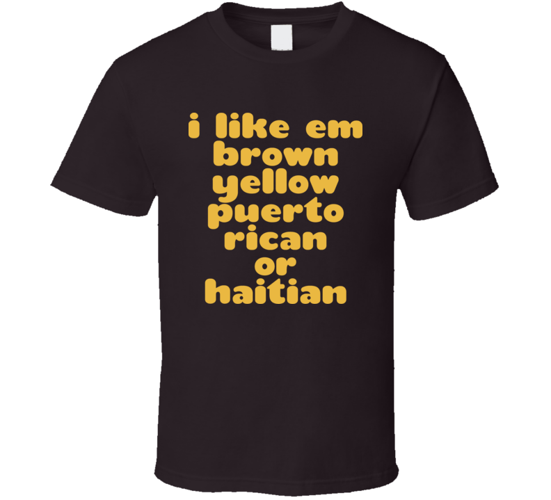 A Tribe Called Quest Puerto Rico Cool Song Lyric T Shirt