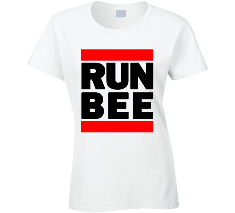 RUN BEE RAP HIP HOP RETRO STYLE T SHIRT