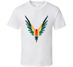 Logan Paul Maverick Bird Logo T-shirt
