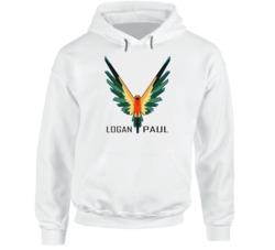 Logan Paul Hoodie Maverick Bird Logo T-shirt