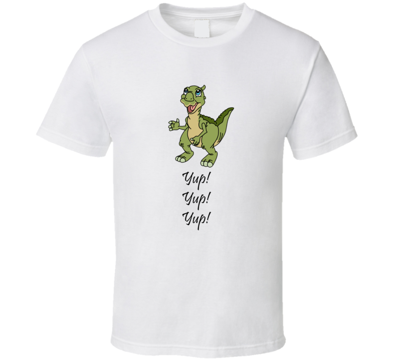 land before time Ducky t shirt