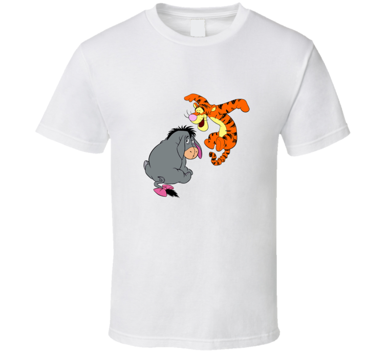 Winnie the pooh tigger and eeyore  T Shirt