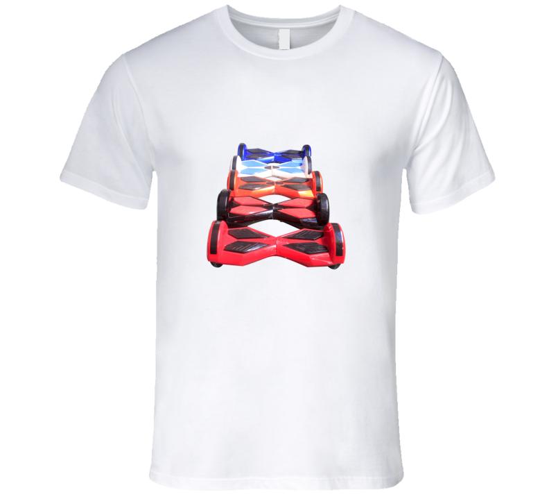 Cool Sky Walker Hover Board T shirt
