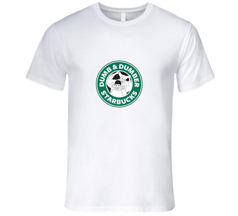 starbucks dumb and dumber  T Shirt