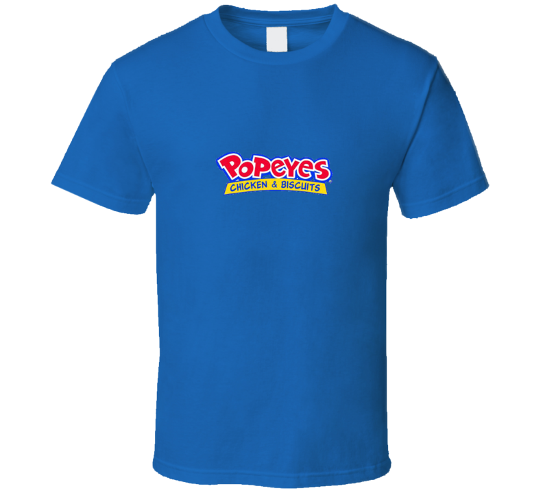 Popeyes T Shirt