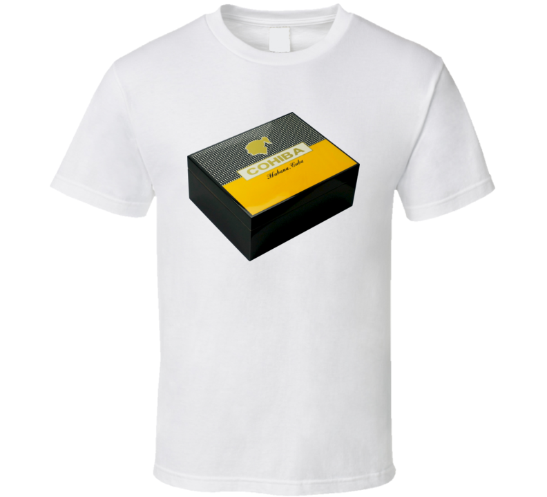 Cohiba Cigars  T Shirt