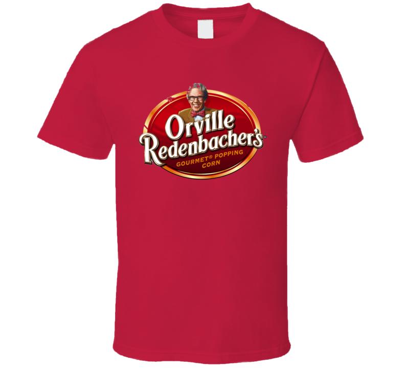 Orville Redenbacher's popcorn food T Shirt