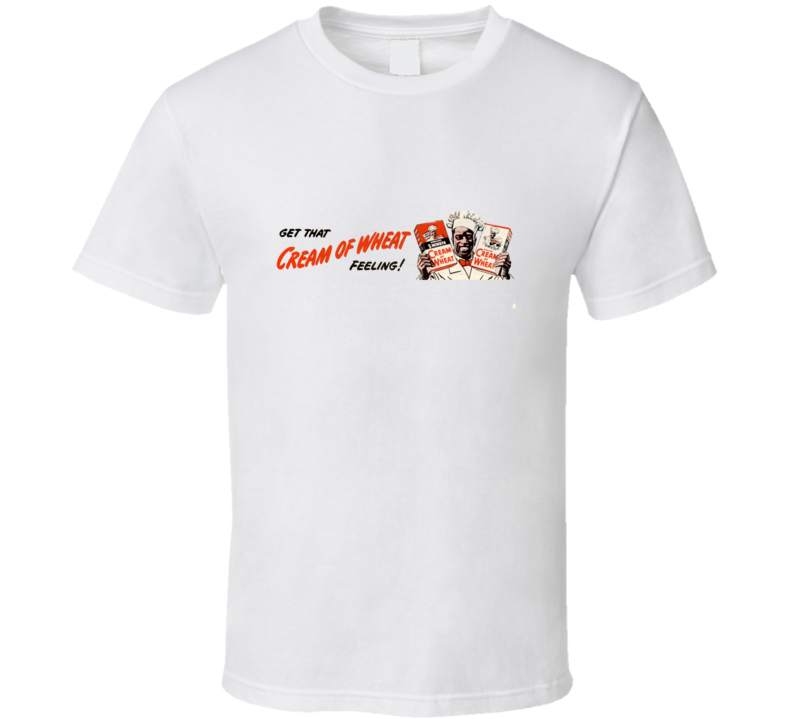 Cream of Wheat porridge T Shirt