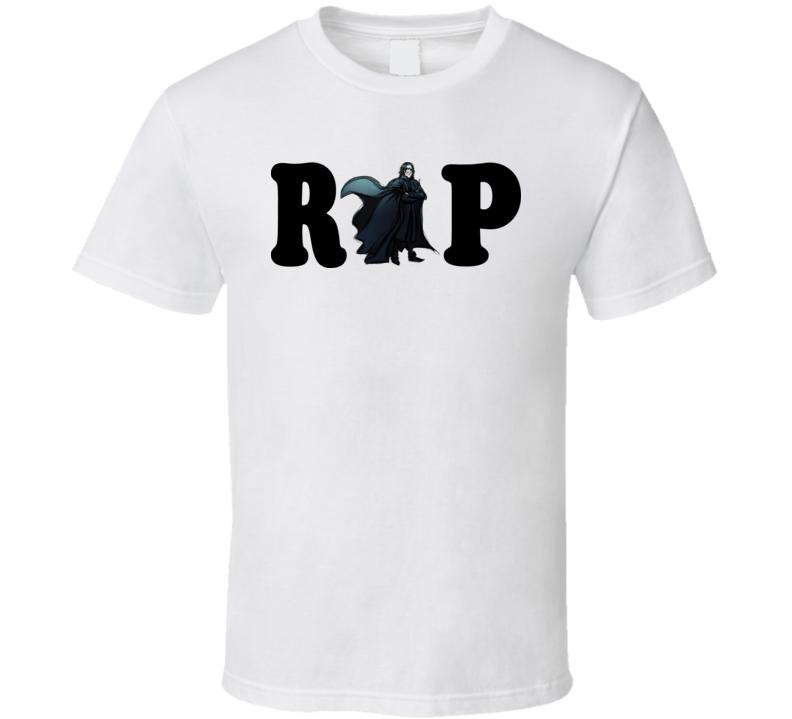 R.I.P Professor Snape, Alan Rickman, Hans Gruber, goodbye Alan Rickman T Shirt