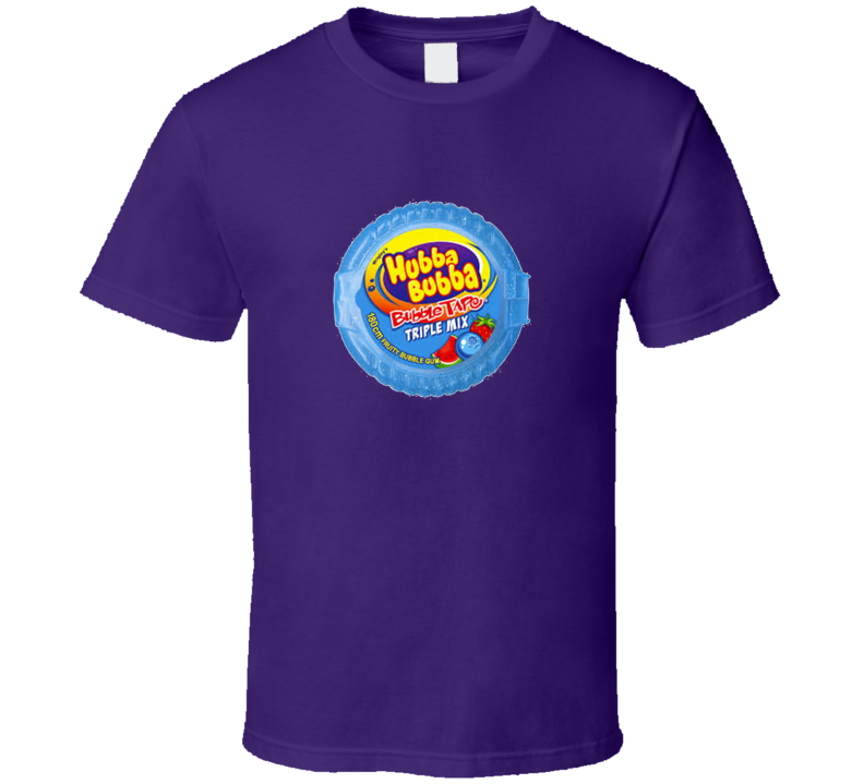 Hubba Bubba Bubblicious T Shirt