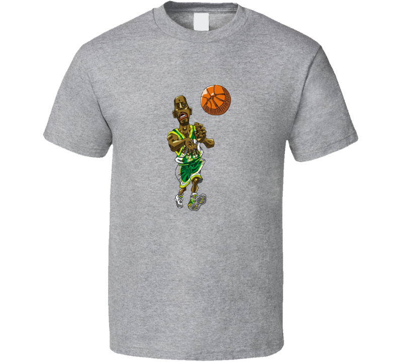 Gary Payton Super Sonics T Shirt