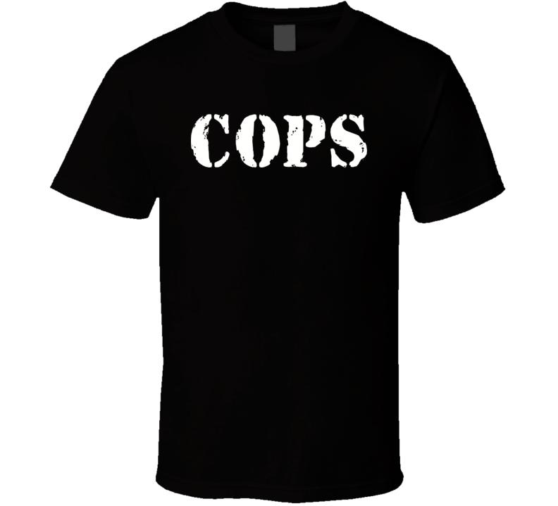 Cops bad boy  T Shirt
