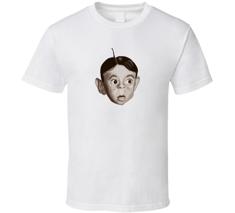 Alfalfa The Little Rascals 90's Show T Shirt