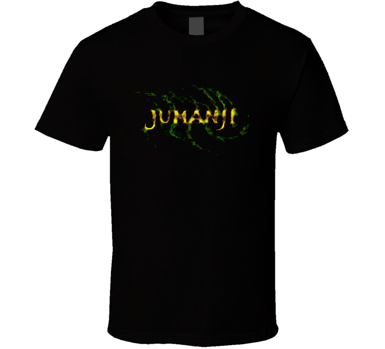 Jumanji distressed T Shirt