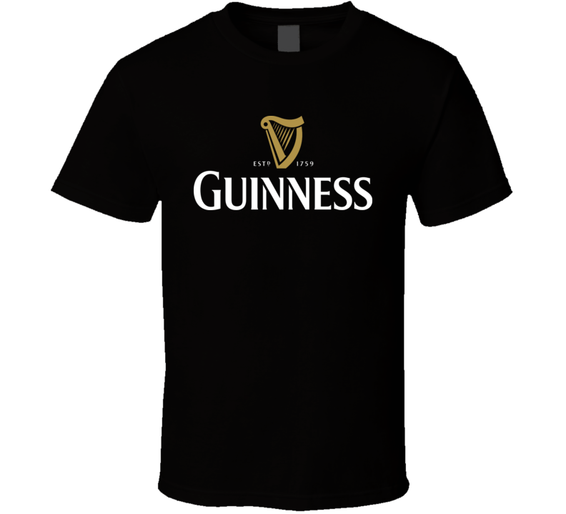 Guinness Beer Stout T Shirt