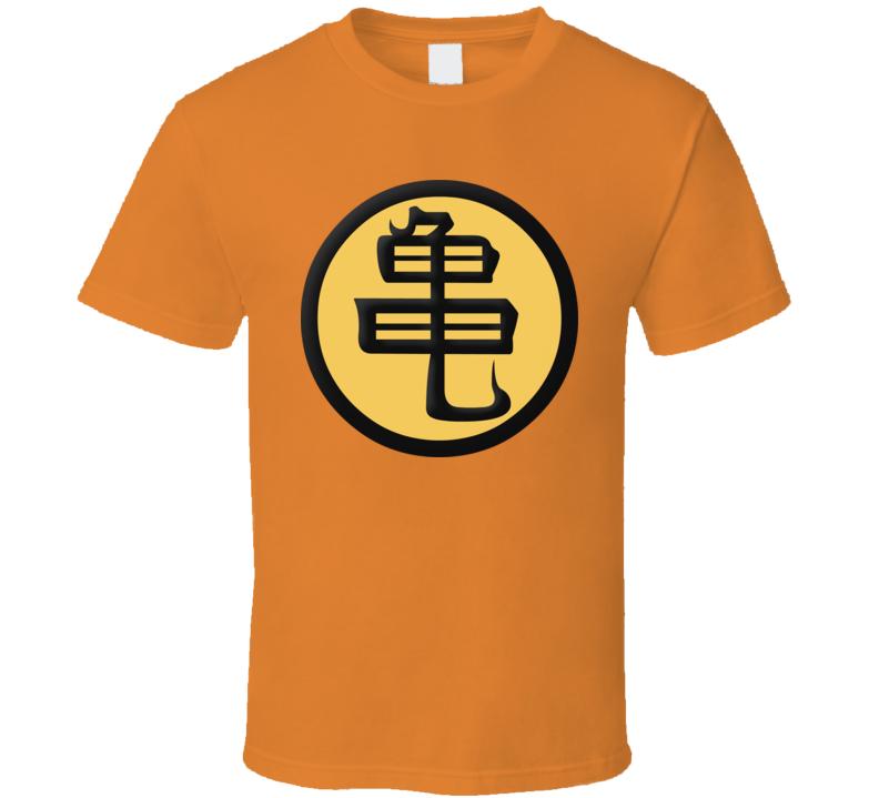 Dragon Ball Z Muten Roshi Dragon Ball Z Gt Goku Symbol T Shirt