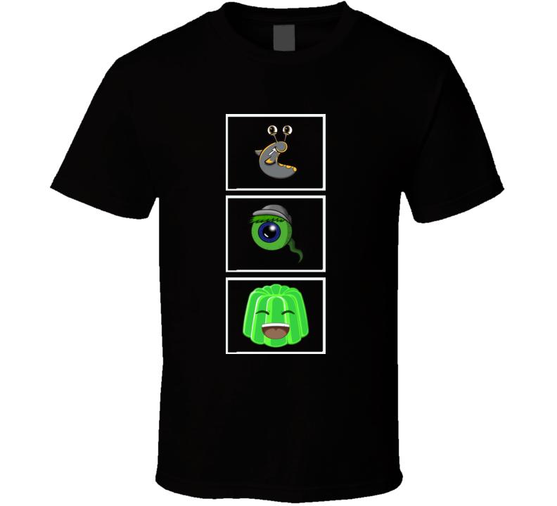 Slogoman, JackSepticeye, Jelly Cool Youtuber Gamers T Shirt