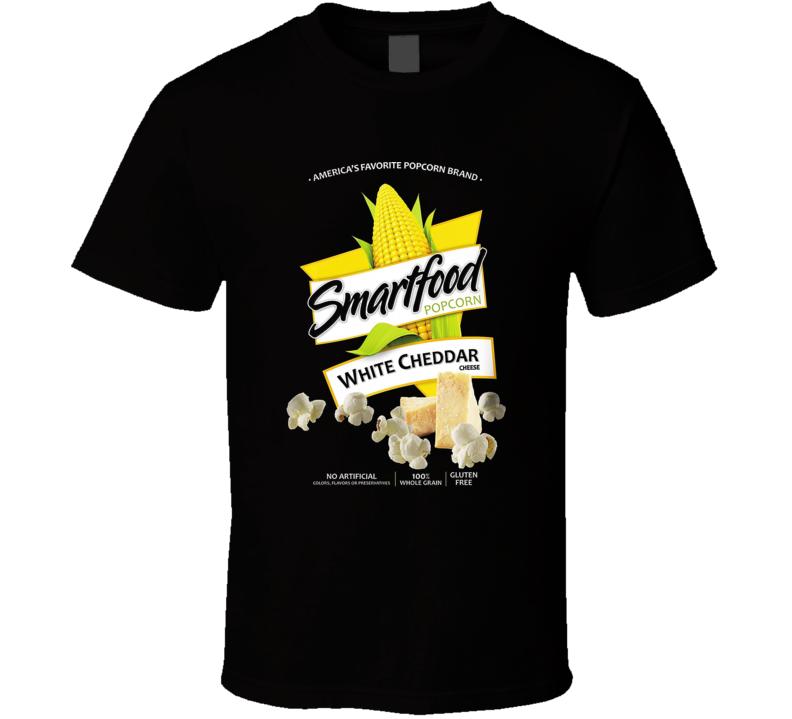 Smartfood Popcorn White Cheddar T-Shirt