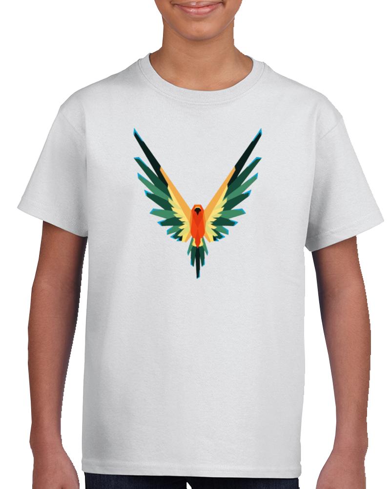 Logan Paul Maverick Bird Logan T-shirt