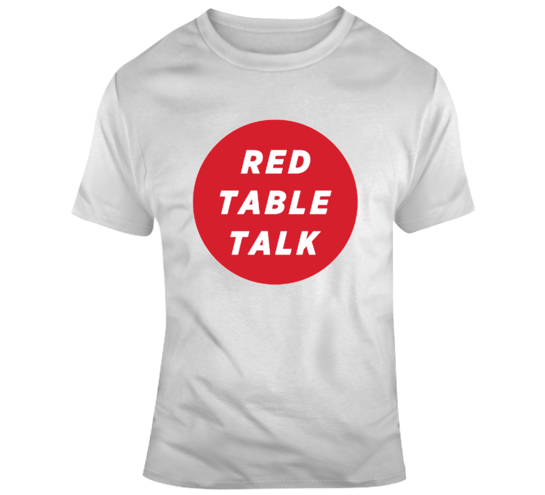 Will Red Table Talk T-shirt