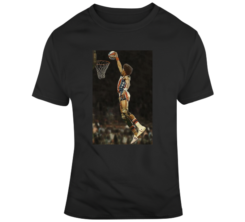 Retro Classic Dr J Dunk T-shirt