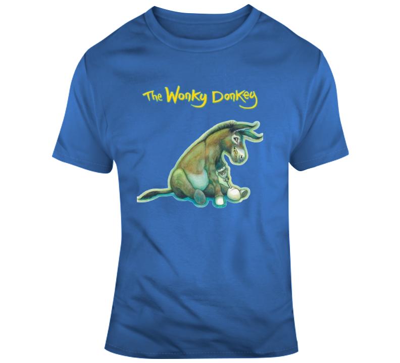 Funny Wonky Donkey Parody T-shirt