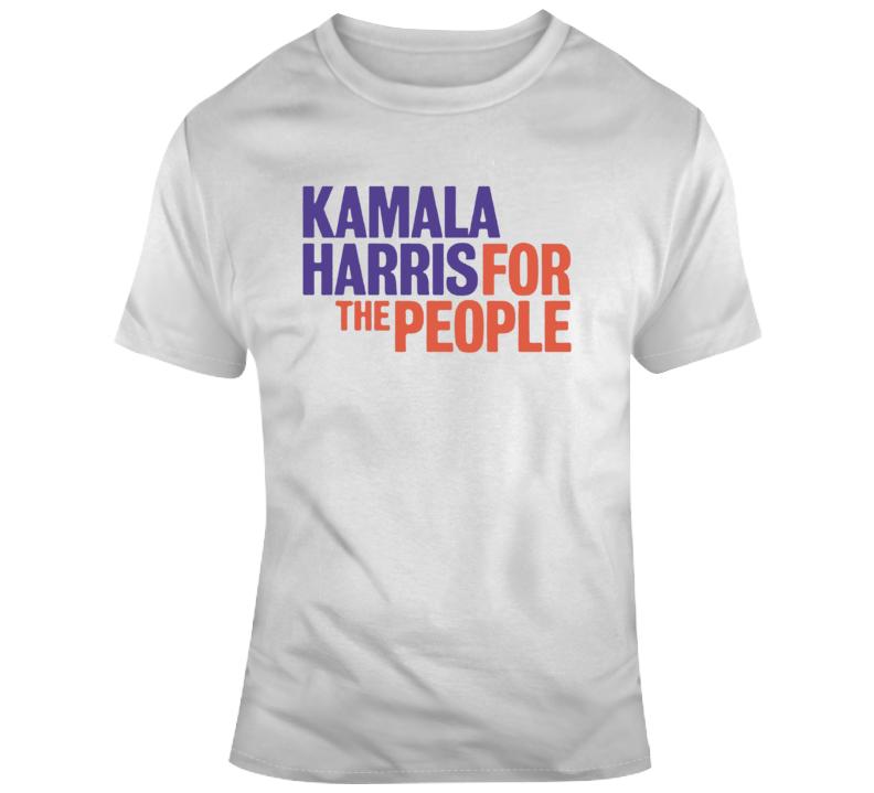 Kamala Harris For The People Harris 2020 T-shirt