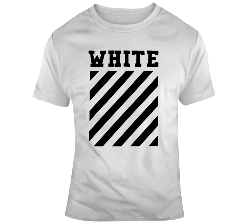 Cool Off White T-shirt