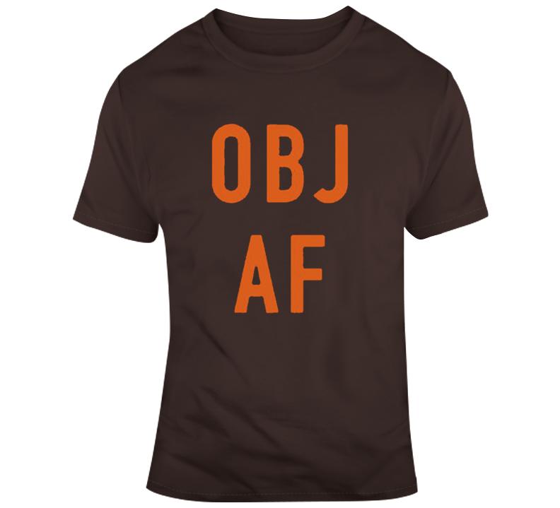 Odell Beckham Jr Obj Af T-shirt