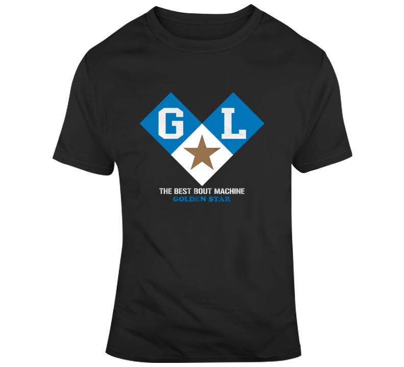 Kenny Omega And Kota Ibushi Golden Lovers T-shirt