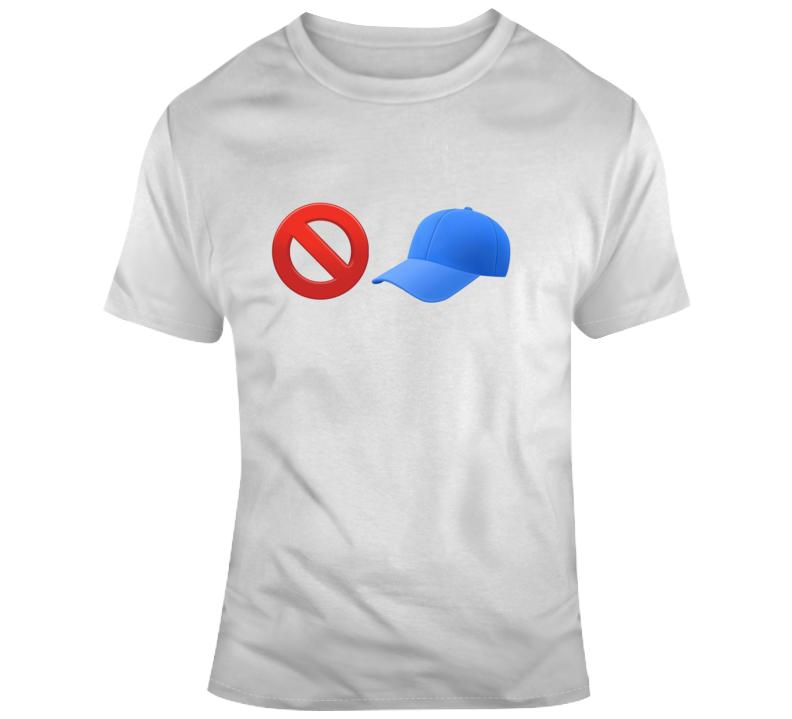 No Cap Saying T-shirt