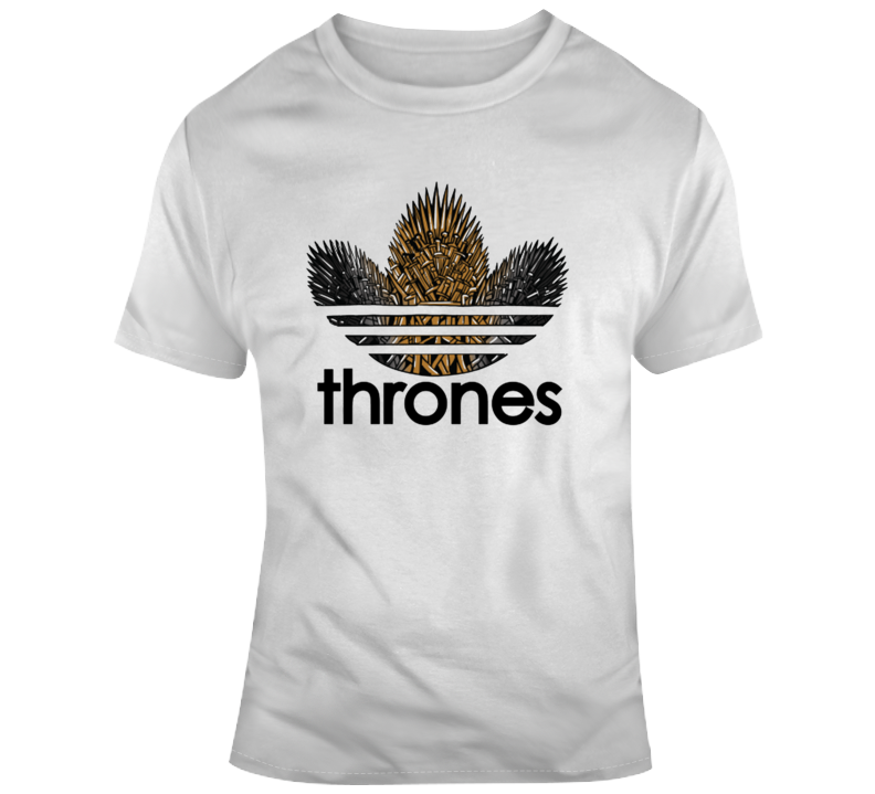 Adidas Game Of Thrones Parody T-shirt T Shirt
