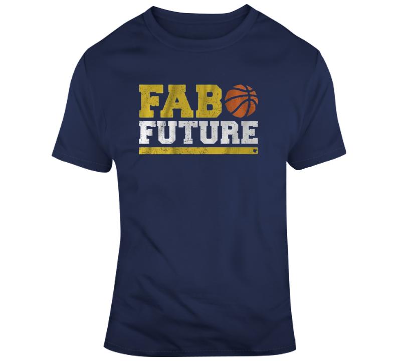 Cool Fab Future Fab Five T-shirt T Shirt