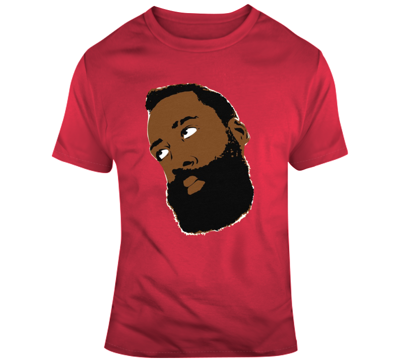 James Harden Side Eye T Shirt