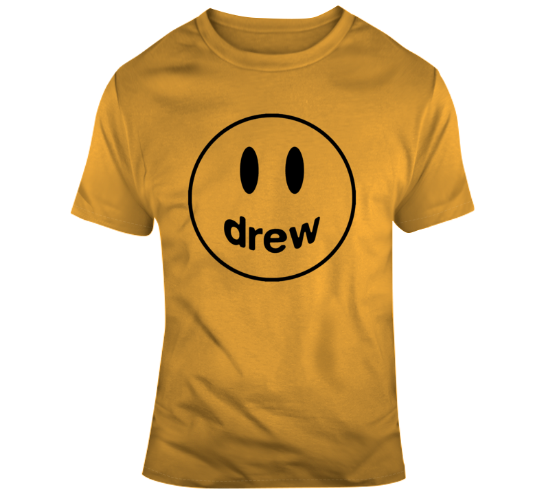 Cool Drew Happy Face Smile T Shirt
