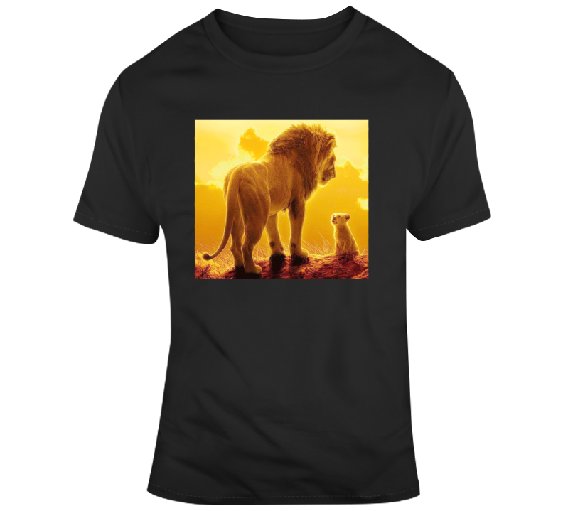 Everything The Lights Touches Mufasa And Simba T Shirt