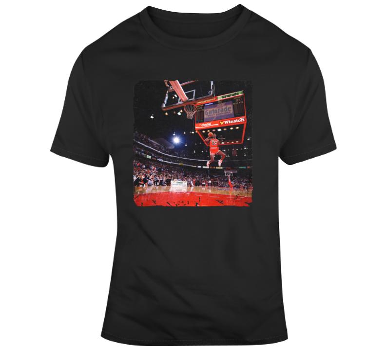 Michael Jordan Sky's The Limit T Shirt