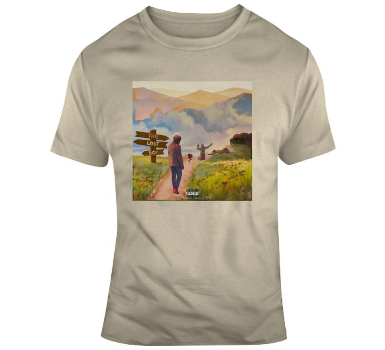 Ybn Cordae The Lost Boy Album Cover Fan T Shirt