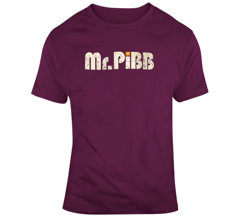Mr, Pibb Pop Logo Drink T Shirt